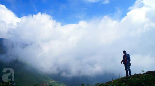 Tất cả điều kiện cần và đủ đó đều có ở Háng Đồng, khiến nơi đây trở thành một địa chỉ săn mây tuyệt vời.