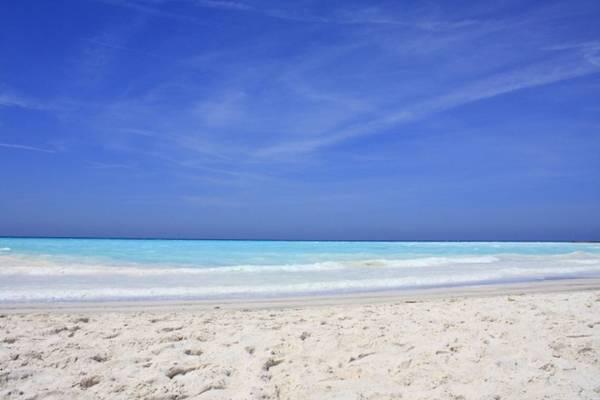 Bí mật phía saiu bờ biển cát trắng tại Tucany