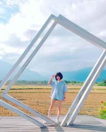 Nơi này từng xuất hiện trong một số bộ phim của điện ảnh Đài Loan, lấy bối cảnh là vùng nông thôn thanh bình.