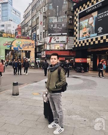 Đài Loan. Ảnh: Minh Trần