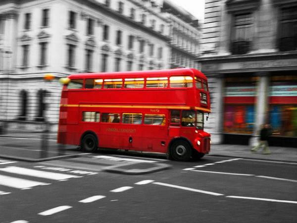Xe bus ở Anh vừa rẻ vừa tiện lợi để di chuyển
