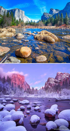 Công viên quốc gia Yosemite, California, Mỹ