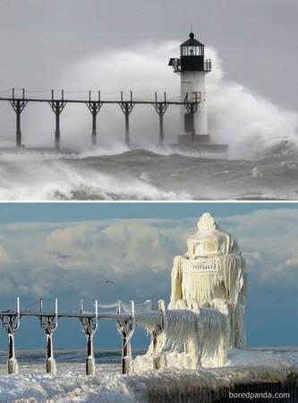 Ngọn hải đăng Joseph St, Michigan, Mỹ