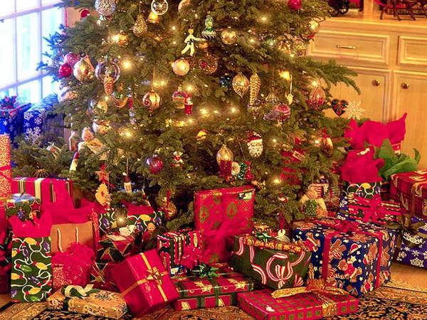 Cây thông Noel đã trở thành biểu tượng của ngày lễ Giáng sinh. Ảnh: Internet