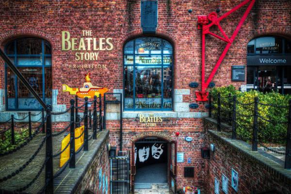 Với vé vào cửa 15 bảng Anh, Bảo tàng Beatles Story ở Albert Dock cho bạn biết đủ mọi thứ về Beatles - Ảnh: thousandwonders