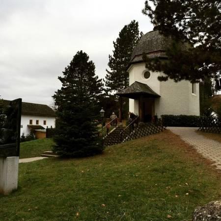 Ngôi nhà của nhạc sĩ Joseph Mohr, nơi trưng bày bản gốc