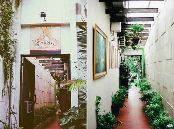 Quán cà phê ngon nhất - Giyanti, Jakarta (Indonesia): Indonesia chỉ đứng sau Việt Nam và Brazil về sản lượng cà phê, với nhiều chủng loại phong phú. Cây cà phê được trồng chủ yếu trên các hòn đảo Sumatra, Java và Sulawesi. Ảnh: Eatandtreats.