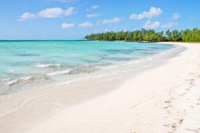 Khó có thể tìm được nơi nào đẹp hơn bãi biển này.