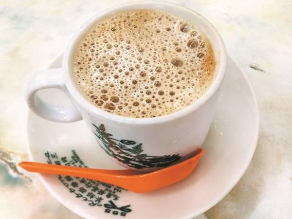 Cà phê trắng là một phần lịch sử của Malaysia. Ảnh: Expatgo.