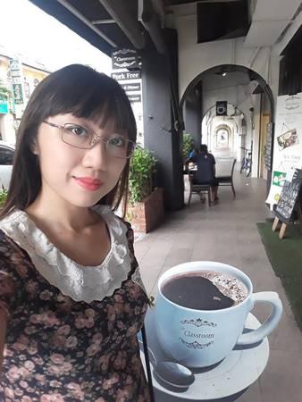 Cà phê trắng là đặc sản của Malaysia.