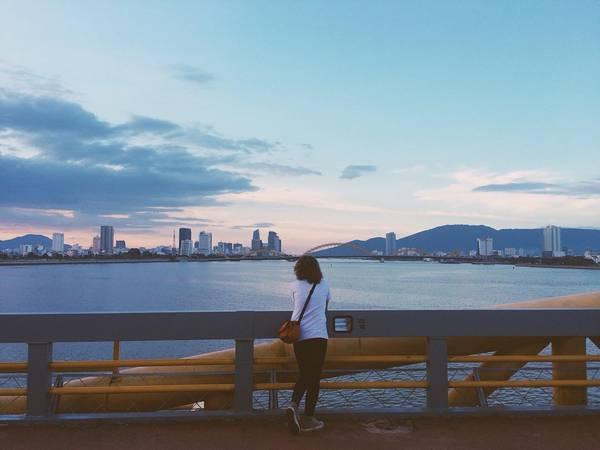 Cầu Nguyễn Văn Trỗi. Ảnh: vanskyyy