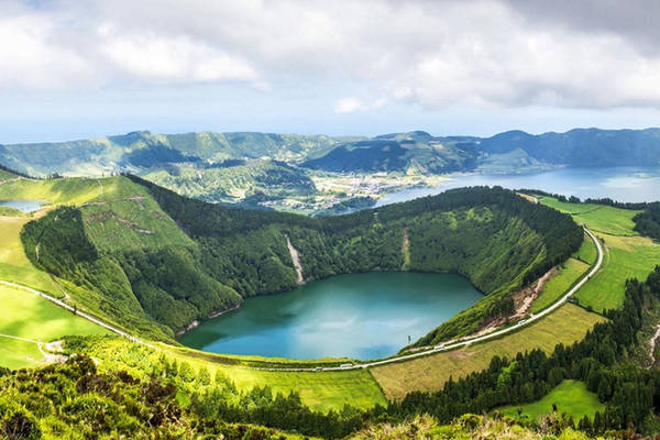 Đảo São Miguel, Azores, Bồ Đào Nha