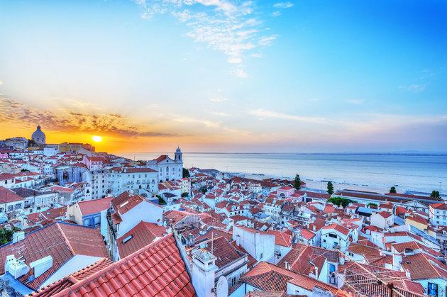 Những con phố cổ kính nhất của Lisbon