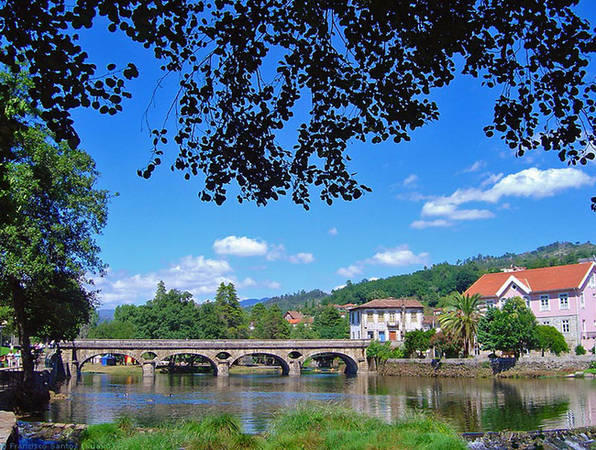 """Minho được gọi là """"Vườn Xanh"""" của Bồ Đào Nha vì khí hậu và vì giới thực vật giàu có."""