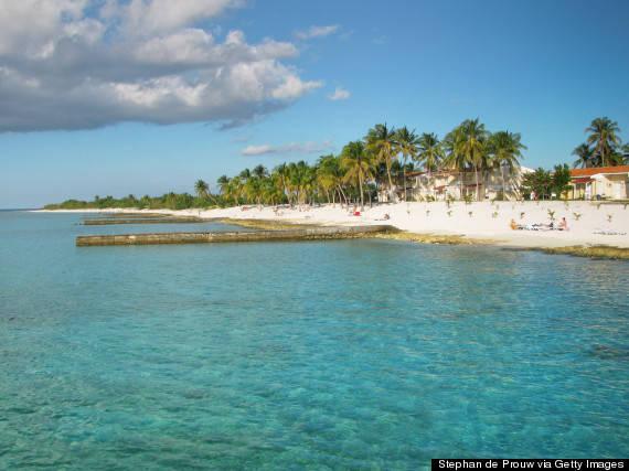 Maria la Gorda: Với làn nước trong veo, Maria la Gorda nổi tiếng là địa điểm lặn biển tuyệt vời nhất ở Cuba.
