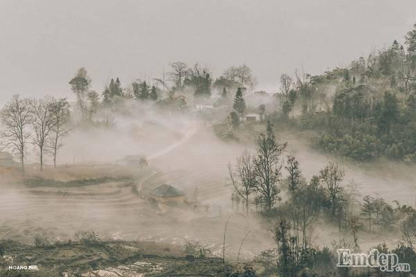 """Vẻ đẹp của """"vùng đất mù sương""""."""