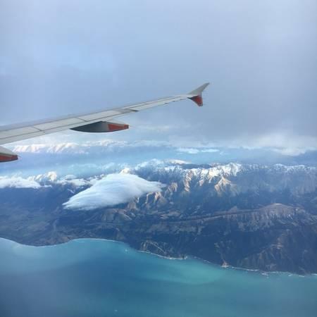 10. Vẫn biết rằng New Zealand là đất nước với nhiều cảnh đẹp hùng vĩ nhưng đẹp đến mức này thì đúng là quá sức tưởng tượng.