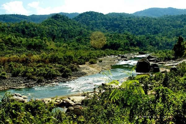 Sông Tô Hợp. Ảnh: ngu tam