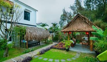 Ảnh: FB An Bang Garden Homestay
