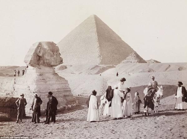 Bức ảnh này được chụp năm 1905. Ảnh: SSPL via Getty.