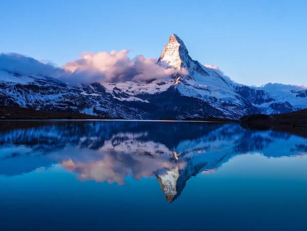 Nhiều người đến Zermat chỉ để được một lần nhìn thấy Matterhorn, đỉnh núi hùng vĩ nhất của Thụy Sĩ.