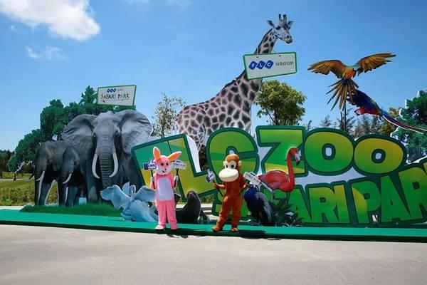 Image result for flc zoo safari park quy nhơn