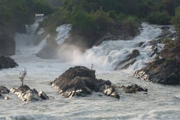 Thác Khon Phapheng, thác lớn nhất Đông Nam Á