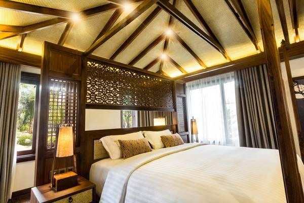 Tất cả các phòng đều được bài trí theo phong cách thiết kế quốc tế hiện đại với cơ sở vật chất cao cấp mang thương hiệu Eastin Hotels & Residences nhằm đem lại sự thoải mái và thuận tiện tối đa.