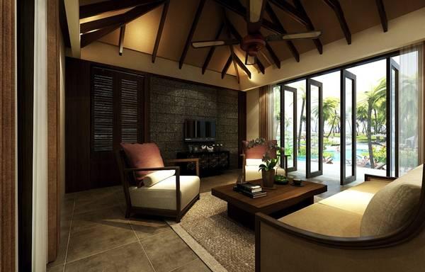 Do được bao quanh bởi phong cảnh sơn thủy hữu tình của vịnh Cam Ranh, nên dù bạn có chọn loại phòng nào thì đều có những nét đẹp và sự cuốn hút riêng.