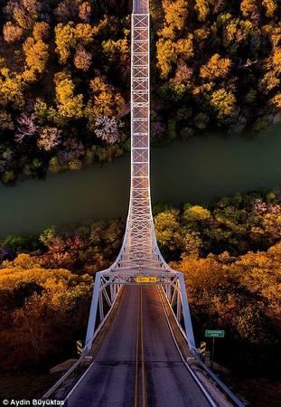 Một cây cầu tại Texas