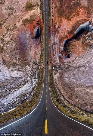 Những miệng núi lửa khổng lồ ở bang Arizona