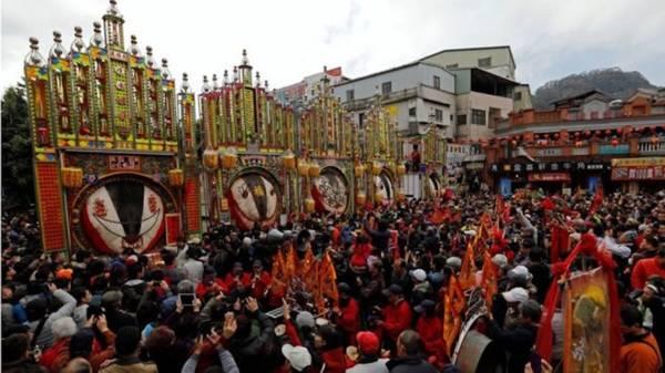 Lễ hội giết lợn vô cùng tàn ác ở Đài Loan