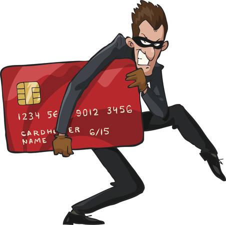 Cẩn trọng khi sử dụng thẻ ngân hàng khi đi du lịch. Ảnh: Clipartkid.