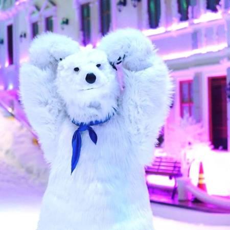 Ảnh: FB snowtownsaigon