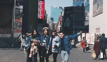 Hàn Quốc là điểm đến được nhiều du khách Việt yêu mến. Ảnh: Ngọc Thắng