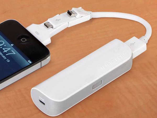 Điện thoại thông minh đầy pin: Ngoài các ứng dụng đảm bảo an toàn cá nhân, điện thoại còn có thể trở thành đèn pin, dọa động vật có ý định tấn công bạn, hay gửi tín hiệu cấp cứu và tra cứu bản đồ. Bạn có thể sử dụng ốp sạc pin để vừa bảo vệ điện thoại, vừa có thể sạc pin bất cứ lúc nào. Một chiếc sạc pin dự phòng loại nhỏ gọn cũng là một ý hay. Ảnh: Insider.