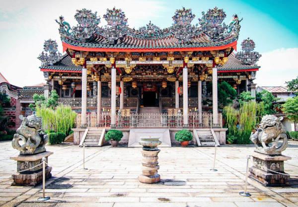 Nhà cổ Khoo Kongsi.