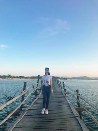 Cầu gỗ ông Cọp là cây cầu gỗ dài nhất Việt Nam.