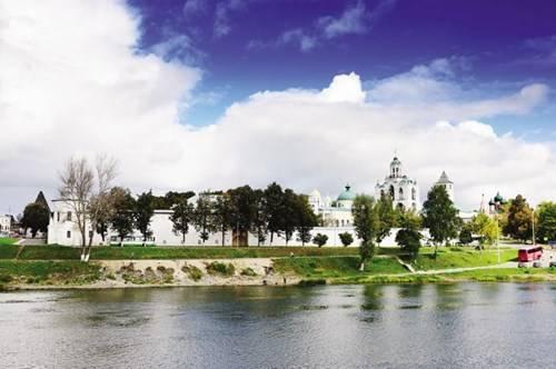 Một nhà thờ được xây trong thời kỳ huy hoàng nhất của Yaroslavl