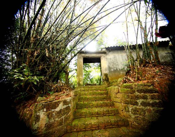 Vãn cảnh chùa Tây Phương, thấy lòng nhẹ nhõm, tạm xa cái ồn ào, bon chen của cuộc sống ngoài kia…