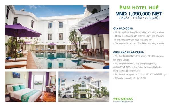summer-escape-ivivu-Khách sạn Êmm Huế