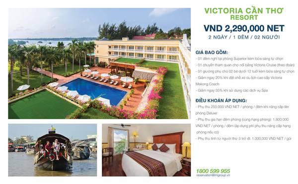 summer-escape-ivivu-Victoria Cần Thơ