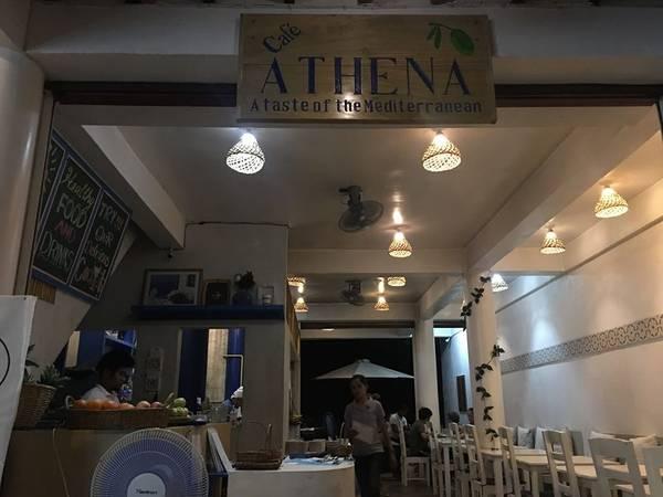 Cafe ATHENA.