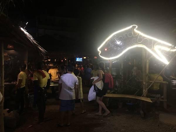 Nhà hàng Island Coron Bay Grill Palawan.