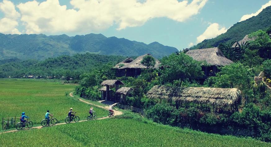 Ảnh: Mai Châu Ecolodge
