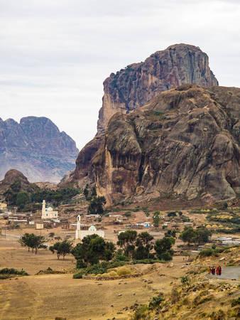 Phong cảnh ở miền nam Eritrea  Có gì tại đất nước khó xin visa nhất thế giới o quoc gia kho xin thi thuc nhat the gioi co gi ivivu 1