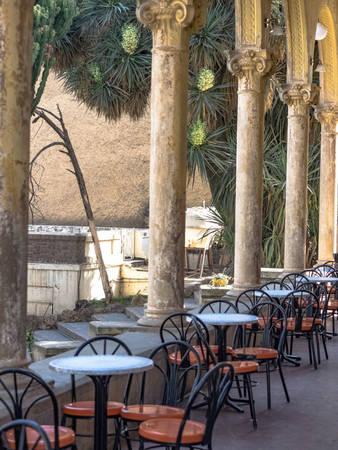 Có nhiều quán cà phê nhỏ dễ thương ở Eritrea  Có gì tại đất nước khó xin visa nhất thế giới o quoc gia kho xin thi thuc nhat the gioi co gi ivivu 15