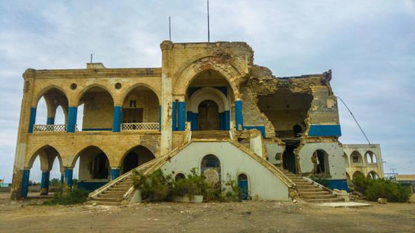 Những gì còn lại của lâu đài Haile Selassie ở ngoại ô thị trấn cổ Massawa  Có gì tại đất nước khó xin visa nhất thế giới o quoc gia kho xin thi thuc nhat the gioi co gi ivivu 3