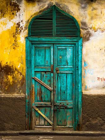Khung cửa cổ ở Massawa  Có gì tại đất nước khó xin visa nhất thế giới o quoc gia kho xin thi thuc nhat the gioi co gi ivivu 5
