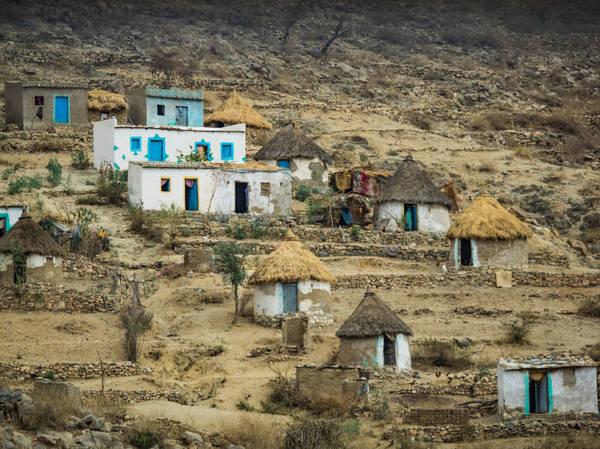 Những ngôi nhà truyền thống ở Eritrea  Có gì tại đất nước khó xin visa nhất thế giới o quoc gia kho xin thi thuc nhat the gioi co gi ivivu 9
